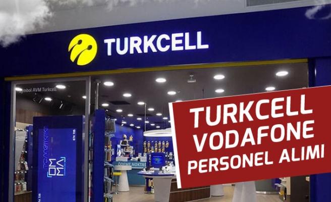 Türkcell ve Vodafone Personel Alımı Yapacak! Tecrübe Şartsız!
