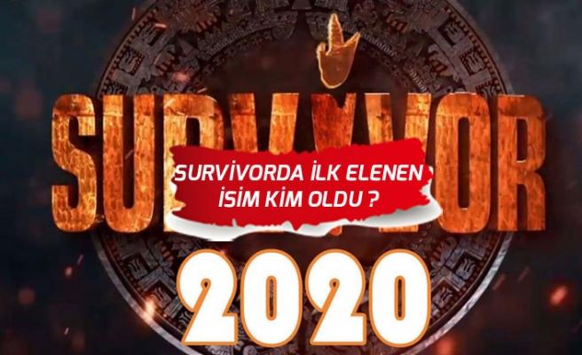 TV8 Survivor 2020 Yeni Bölümde (18 Şubat) İlk Elenen Kim Oldu Belli Oldu!