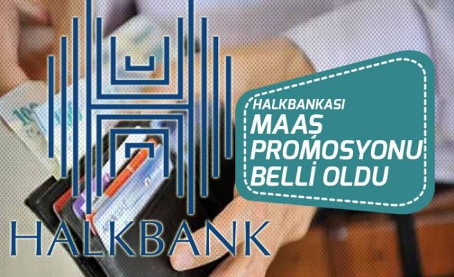 Halkbank 2020 Emekli Maaş Promosyon Ödemesi Tutarı Belli Oldu!