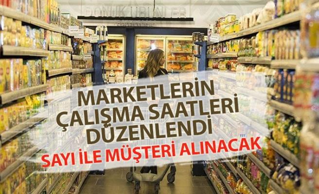 Marketlerin Çalışma Saatleri Düzenlendi! BİM, A101, Şok, Migros, Carrefoursa