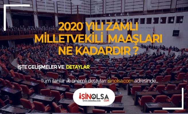 2020 Milletvekili Maaşı Ne Kadar?