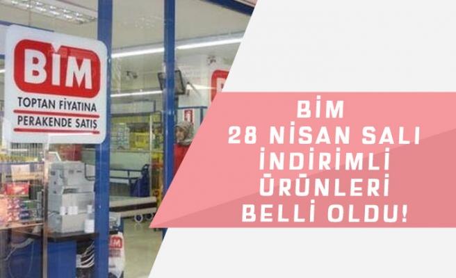 28 Nisan BİM Aktüel Ürün Kataloğu Fiyat Listesi Belli Oldu! Bim çalışma Saatleri!