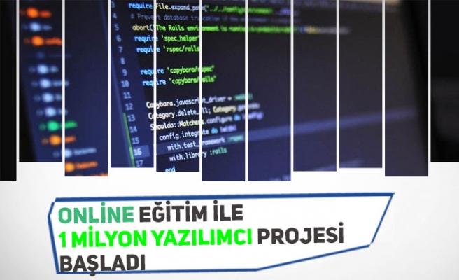 Online Eğitim ile Kamu ve Özelde 1 Milyon Yazılımcı İstihdamı Başvuru Nasıl Yapılacak?