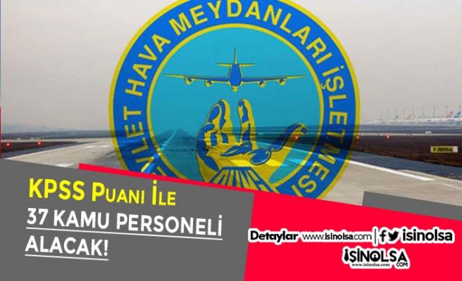 DHMİ KPSS Puanı İle 37 Hava Trafik Kontrolörü Alacak! Başvurular Başlıyor!