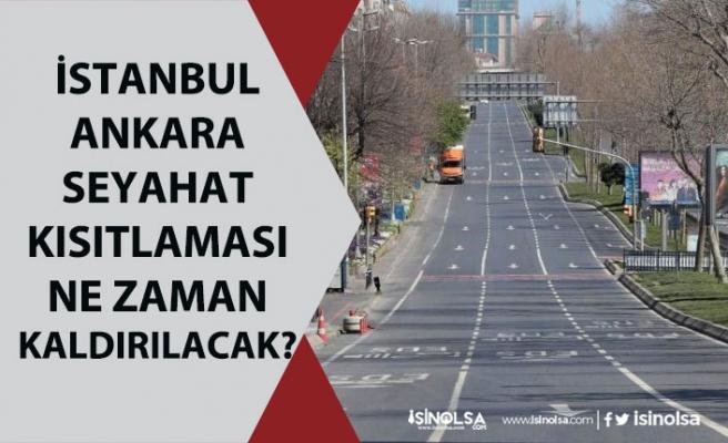 İstanbul ve Ankara Giriş Çıkış Yasağı Ne Zaman Bitecek? Bayram'da İzin Olurmu?