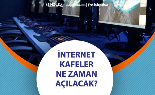 İnternet Cafeler Ne Zaman Açılacak? Bu Konudaki Son Açıklamalar!