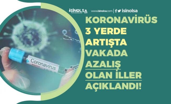 Koronavirüs Vaka Sayısı Bu 3 Yerde Hızla Artıyor! Sağlık Bakanı Açıkladı!