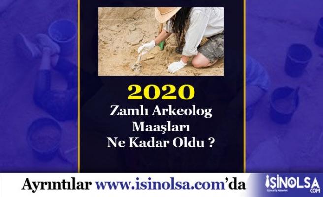 2020 Arkeolog Maaşları Ne Kadar?