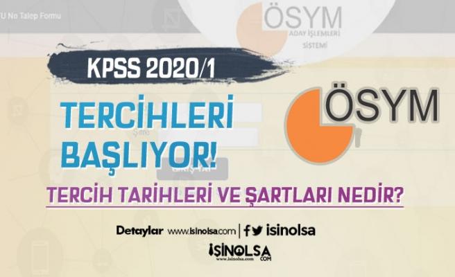 2020 Yılı KPSS İlk Merkezi Yerleştirme Memur Alımları Başlıyor