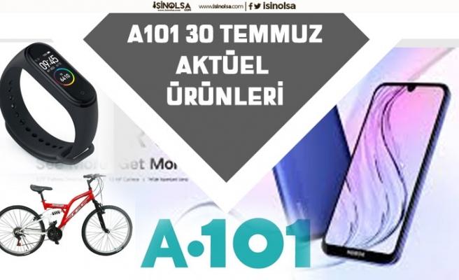 A101 Aktüel Ürünleri 30 Temmuz Perşembe! Mi Band 4, Honor 8S, Bisiklet ve Katalog İndirimler!