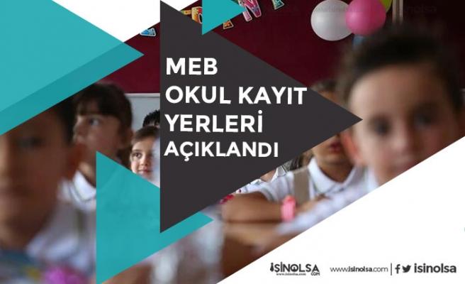 MEB Okul Kayıt Yerleri, Okula Başlama Yaşı Sorgulama Ekranı Açıklandı! E-Okul!