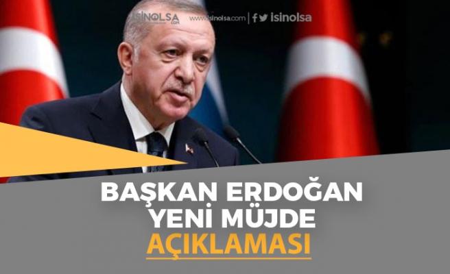 Başkan Erdoğan Akdeniz'de de Yeni Müjdeler Gelecek mi Açıklaması!