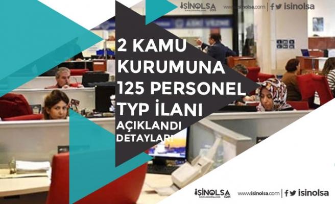 Belediye ve Köylere Hizmet Götürme Birliği 125 TYP Personeli Alımı İlanı Açıkladı!