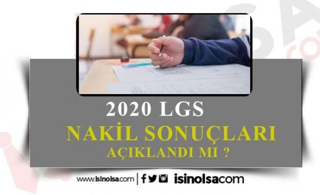 LGS Nakil Sonuçları Açıklandı Mı? Boş Kontenjan ve 2. Nakil Başvuruları