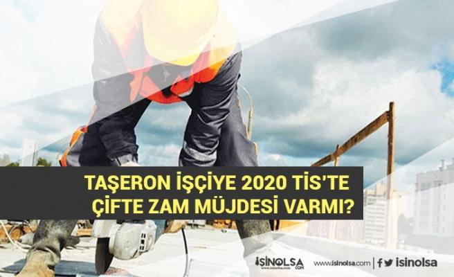 Taşeron işçi 4D Kamu İşçilerine TİS'te Maaş Zammı ile Çifte Müjde Gelecekmi?