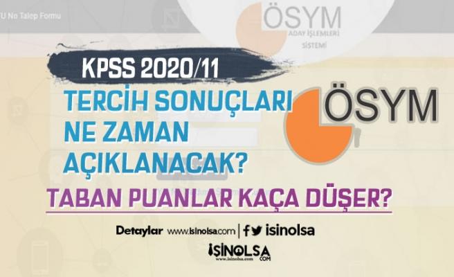 KPSS 2020/11 200 Memur Alımı Sonuçları Ne Zaman Açıklanacak? Taban Puan Kaç Olur?