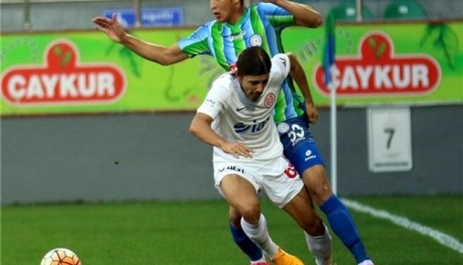 Antalyaspor Sert Kayaya Çarpttı- 5-1