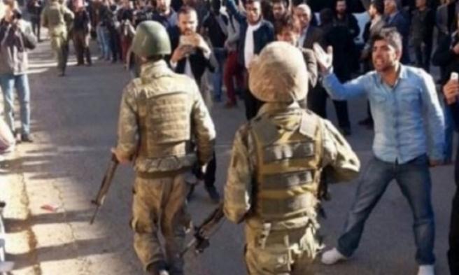 Askere Hakaret Eden 6 Kişi Gözaltına Alındı