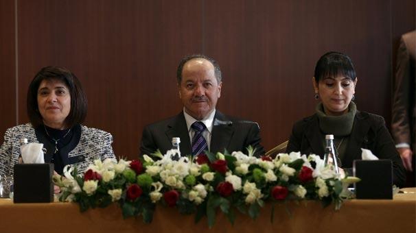 Barzani: 'Hendekler Kapatılmalı'