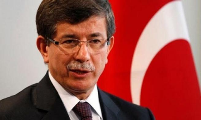 Davutoğlu, Anıtkabir'i Ziyaret Etti