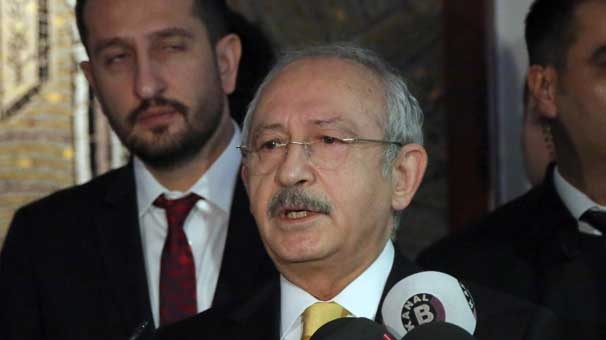 Kılıçdaroğlu'dan Şoke Eden Erdoğan Açıklaması