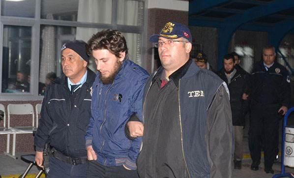 Konya'da İŞİD Operasyonunda 10 Gözaltı