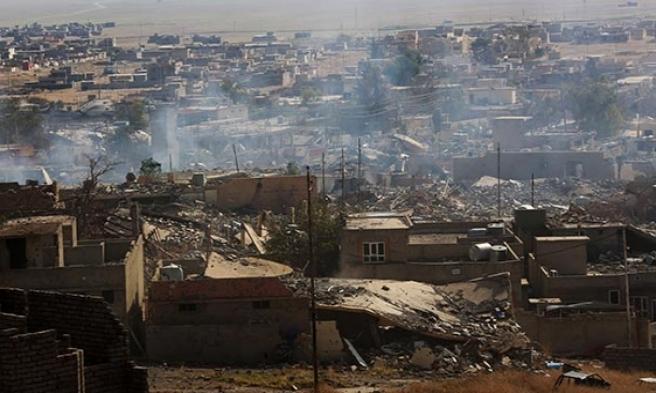Kürtler O Bölgeyi İŞİD'den Geri Aldı