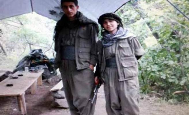 O PKK'lı Yakalandı!Terör Örgütü Yakalandığına İnanmadı