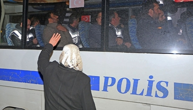'Paralel yapı' operasyonunda 10 tutuklama geldi