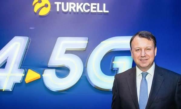Turkcell, 375 Mbps'e  4.5G Hizmeti Verecek