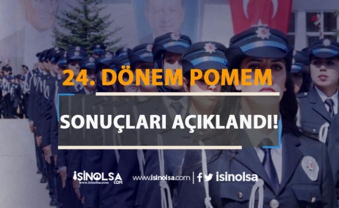 24. Dönem POMEM 3 Bin Polis Alımı Ön Lisans ve Lisans Sonuçları Açıklandı!