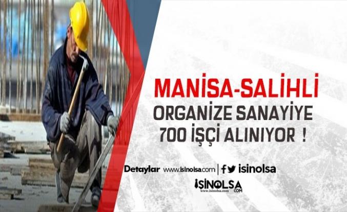 Manisa'da Oturanlara Müjde! 700 Kişilik Personel Alımı Yapılacak!