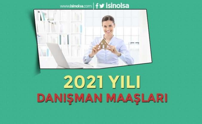 Danışman Maaşları 2021