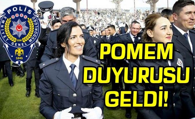 Polis Akademisinden POMEM Duyurusu! 27. Dönem için Sınav Tarihleri ve Yerleri Belli Oldu!