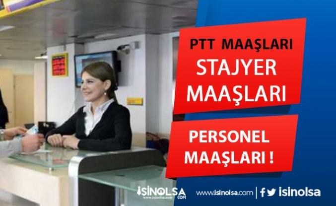 PTT Stajyer ve Personel Olarak Personel Alımı Yapacak ?
