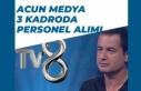 Acun Medya 3 İdari Kadroda Personel Alımı Yapacak!...