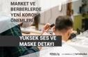 Berber ve Marketlerde Yeni Koronavirüs Önlemleri!...