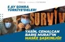 Survivor 2020 Yarışmacısı Yasin, Cemalcan, Barış...