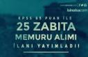 AÇSHB Yayımladı: Kadın Erkek KPSS 65 Puan İle...