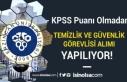 Binali Yıldırım Üniversitesi 17 Temizlik ve Güvenlik...