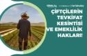 Çiftçilere Ödenmeyen Sigortaları İçin Açtıkları...