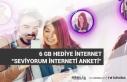 GSM Operatörü Vodafone Tüm Müşterilerine 6 GB...