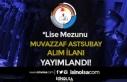 JSGA Lise Mezunu 47 Sağlık Muvazzaf Astsubay Alım...