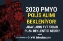 Kadın Erkek 2500 Polis Alımına Kimler Başvuru...