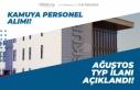 Kamuya, İŞKUR Ağustos Toplum Yararına Programı...