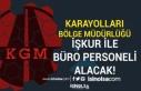 Karayolları Bölge Müdürlüğü KPSS Baraj Puanı...