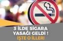 3 İlde Sokakta Sigara İçmek Yasaklandı! Yeni Koronavirüs...