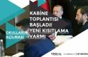 Başkan Erdoğan Yeni Kısıtlama Açıklaması Yapmıştı!...