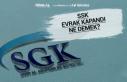 Emekli ve Çalışanlara Gönderilen SSK Evrak Kapandı...