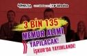 İŞKUR Kamuya 3135 Memur Alımı İlanları: 14 Belediye...